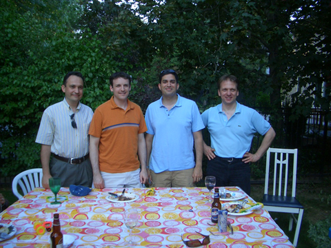 Transplant and HPB Fellows 2006